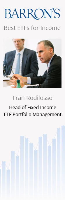 Barron's Best ETFs for Fixed Income - Fran Rodilosso