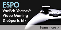 ESPO Video Gaming and eSports ETF - Invest in the future of sportsl