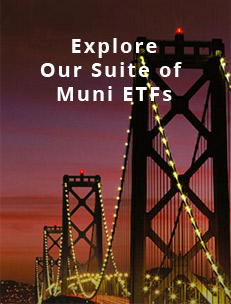 Explore Our Suite of Muni ETFs