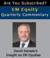 Subscription - Emerging Markets Equity