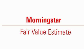 Morningstar Fair Value Estimate