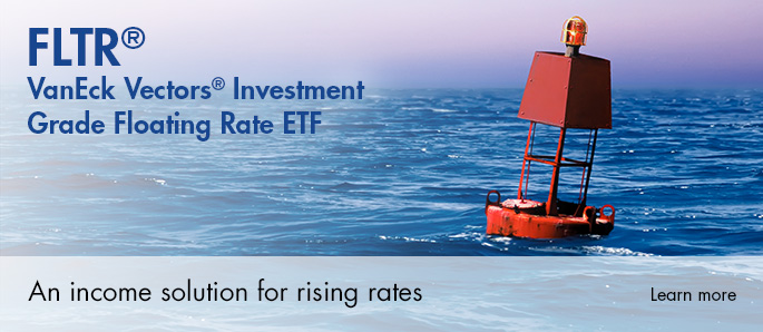 FLTR - VanEck Vectors Investment Grade Floating Rate ETF