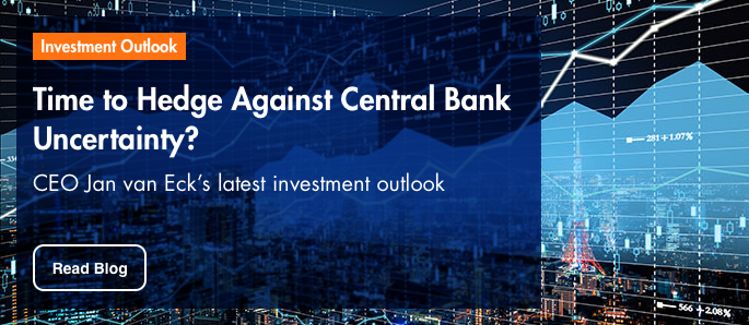 Read Jan van Eck's fourth quarter 2019 investment outlook