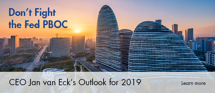 VanEck Research Outlook for 2019