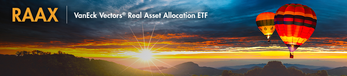 VanEck Vectors Real Asset Allocation ETF (RAAX)
