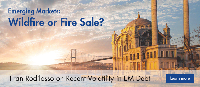 Emerging Markets: Wildfire or Fire Sale?