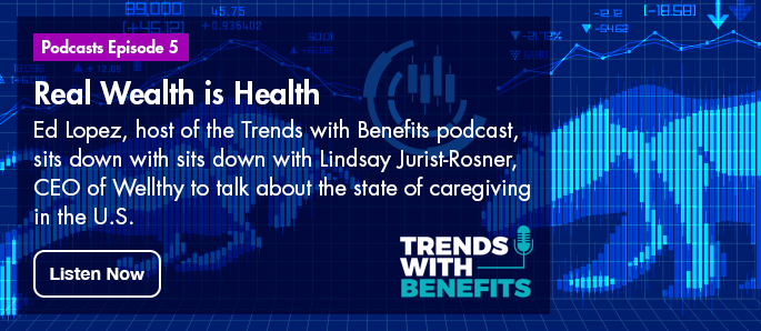 Click here to learn more - Real Wealth is Health Trends with Benefits podcast